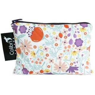 Wild Flowers Small Snack Bag
