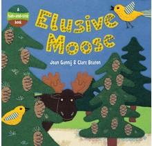 Elusive Moose Board Book
