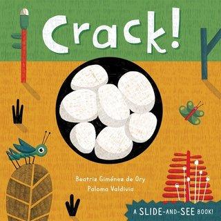 Crack! Board Book