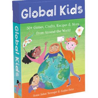 Global Kids Activity Deck, 50 Cards