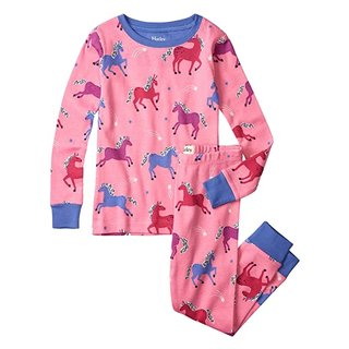 Dreamy Horses Organic Cotton Pajama Set