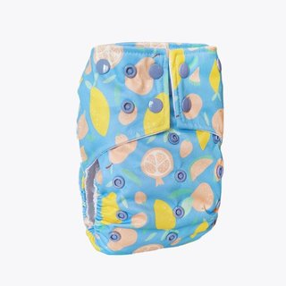 Fruity One-Size Snap Pocket Diaper