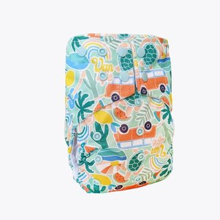 Hippie One-Size Snap Pocket Diaper