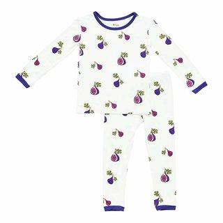 Fig 2 Piece Bamboo Pajama Set