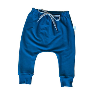 The Blue Terry Joggers