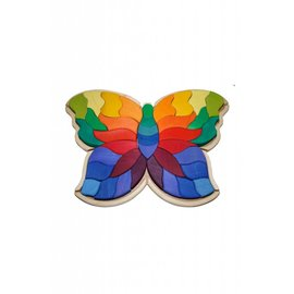 Grimm's Grimm's Large Butterfly Puzzle