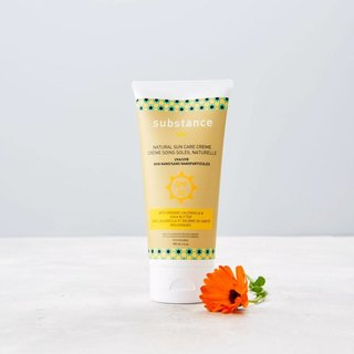 Natural Suncare For Baby