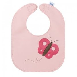 Mally Bibs Butterfly Leather Bib