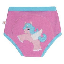 Zoochini Training Pant Single, Alicorn