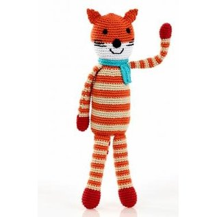Pebble Pebble Rattle, Fox