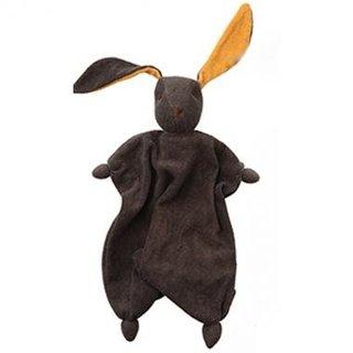 Dark Brown Terry Tino Organic Bonding Doll