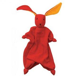 Red Terry Tino Organic Bonding Doll