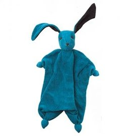 Peppa Teal Blue Tino Organic Bonding Doll