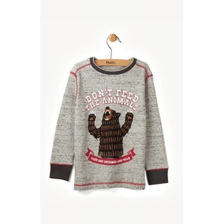 Hatley Hatley Don't Feed The Animals L/S Tee