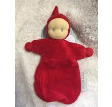 Organic Red Baby Belle