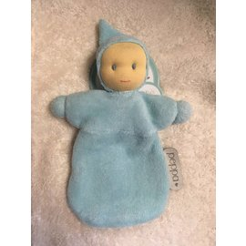 Peppa Organic Light Blue Baby Belle
