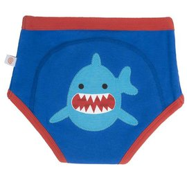 Zoochini Training Pant Single, Sherman Shark