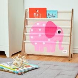 3 Sprouts Book Rack, Elephant