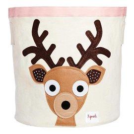 3 Sprouts Toy Bin, Deer