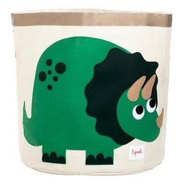 3 Sprouts Toy Bin, Dino