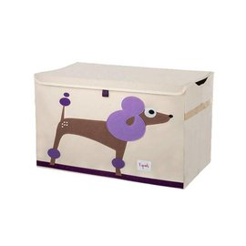 3 Sprouts Toy Chest, Poodle
