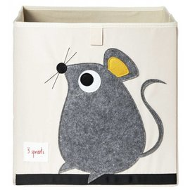 3 Sprouts Storage Box, Mouse