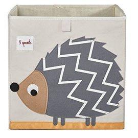3 Sprouts Storage Box, Hedgehog