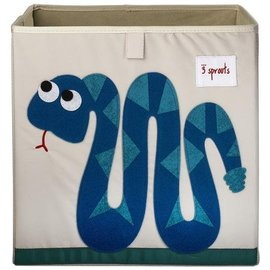 3 Sprouts Storage Box, Snake