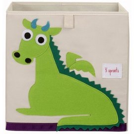 3 Sprouts Storage Box, Dragon