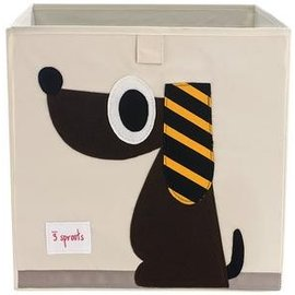 3 Sprouts Storage Box, Dog