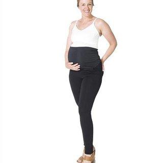 Essential Maternity Pant, Black