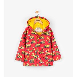 Hatley Heavy Duty Machines Raincoat