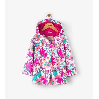 Hatley Tortuga Bay Floral Classic Raincoat