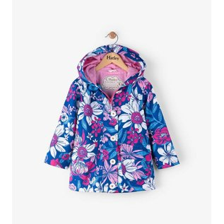 Hatley Miyako Blooms Coated Cotton Jacket