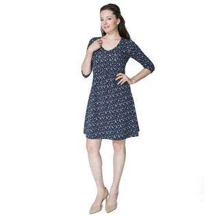 Momzelle Maternity/Nursing Dress, KATE
