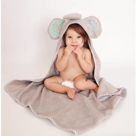 Zoochini Ellie the Elephant Baby Towel