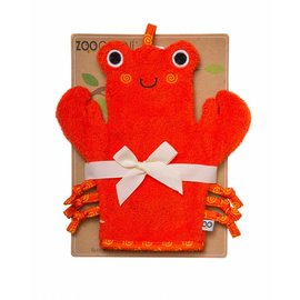 Zoochini Charlie the Crab Bath Mitt