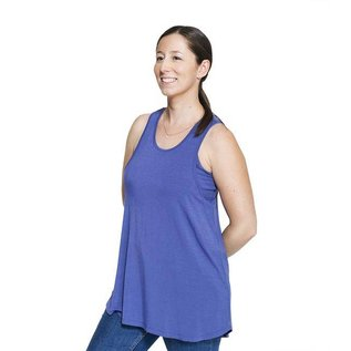 Momzelle Nursing Top, TINA, Blue