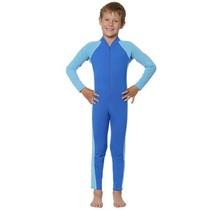 Marine/Aqua Child Protective Stinger Suit