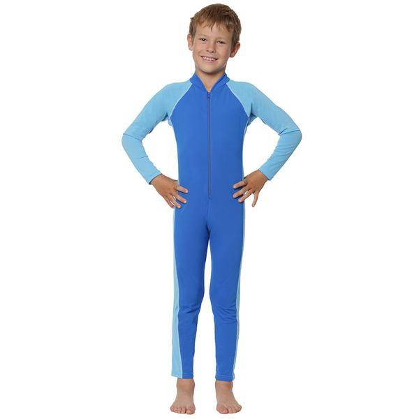 fb0fa6ce3b NoZone Marine/Aqua Child Protective Stinger Suit - Sweetpea ...