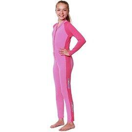 NoZone Bahama/Pink Child Protective Stinger Suit