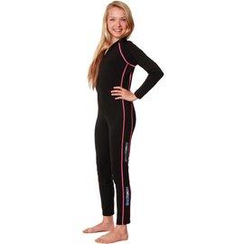 NoZone Black/Pink Child Protective Stinger Suit
