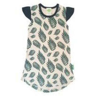 Parade Organics Leaves Organic Flutter Dress