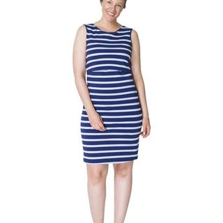 Blue Nursing Dress, MEGAN