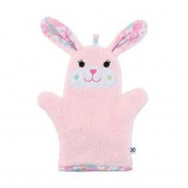 Zoochini Beatrice Bunny Bath Mitt