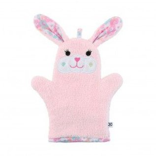 Zoochini Beatrice Bunny Bath Mitt