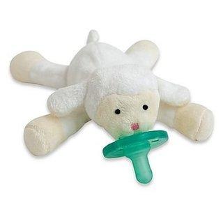 Little Lamb Wubbanub Pacifier