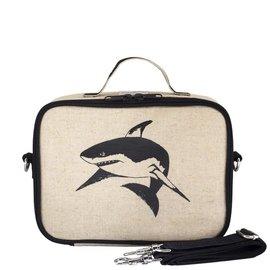 SoYoung Black Shark Raw Linen Lunchbox