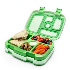 Bentgo Green Child Size Bento Lunchbox