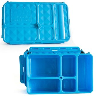 Go Green Fast Flames Leakproof Lunchbox Set